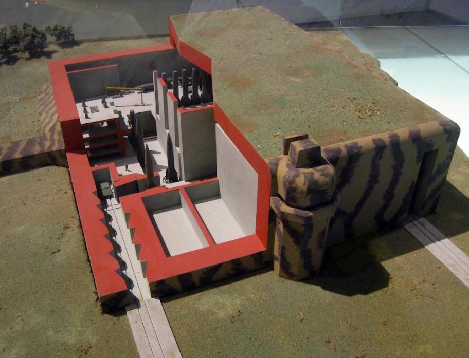 La Coupole, o bunker nazista dos foguetes V-2