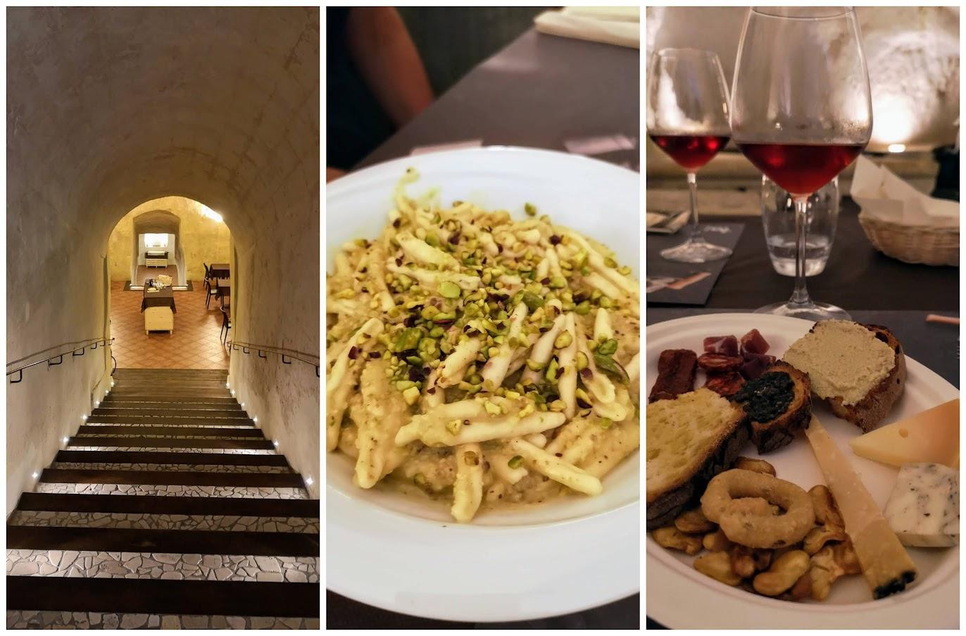 restaurante Matera