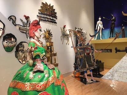 Andrew Logan Museum to reopen