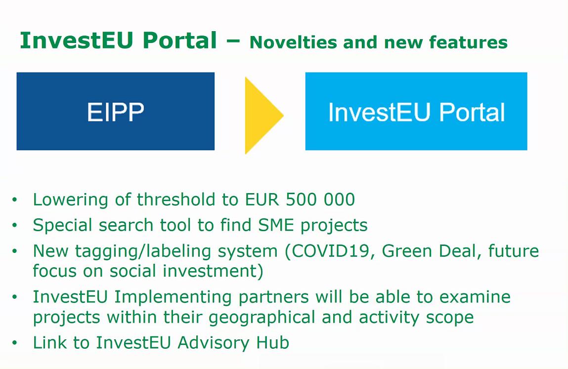 Invest EU - Copyright: European Commission