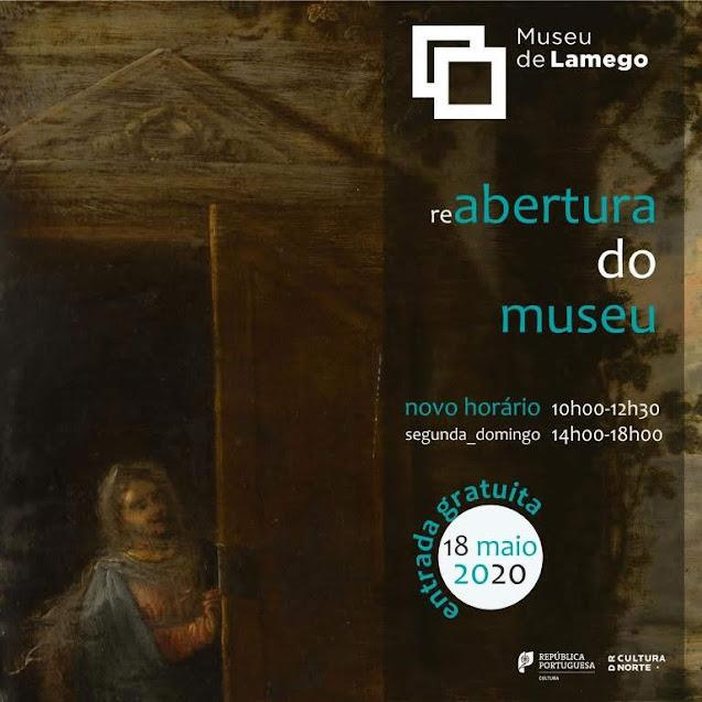 Museu de Lamego reabre com novo horário