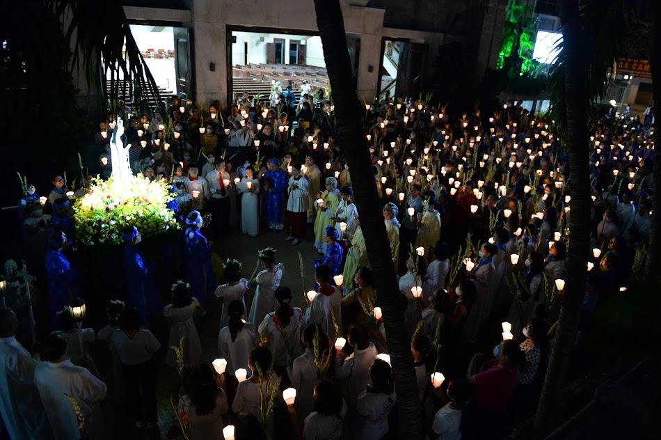 Thánh Lễ Tạ Ơn Và Tôn Vinh Đức Mẹ Fatima