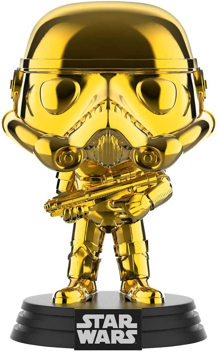 Funko - Stormtrooper from Star Wars-2019 Galactic Convention