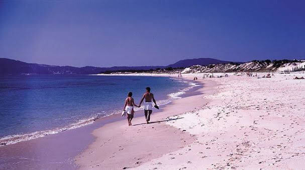 Praia do Bico das Lulas (Troia)