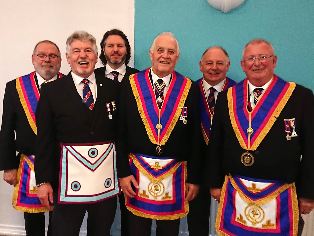 Mark Master Masons of Surrey, Annual Meeting of Provincial Grand Lodge 2019