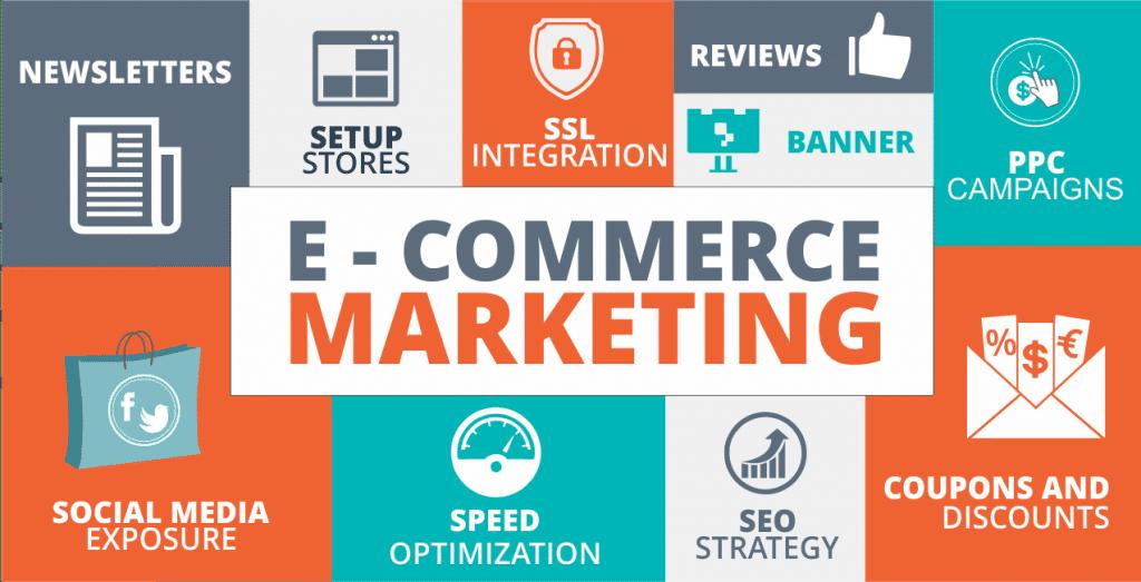 Tất cả những gì bạn cần biết về E-Commerce Marketing