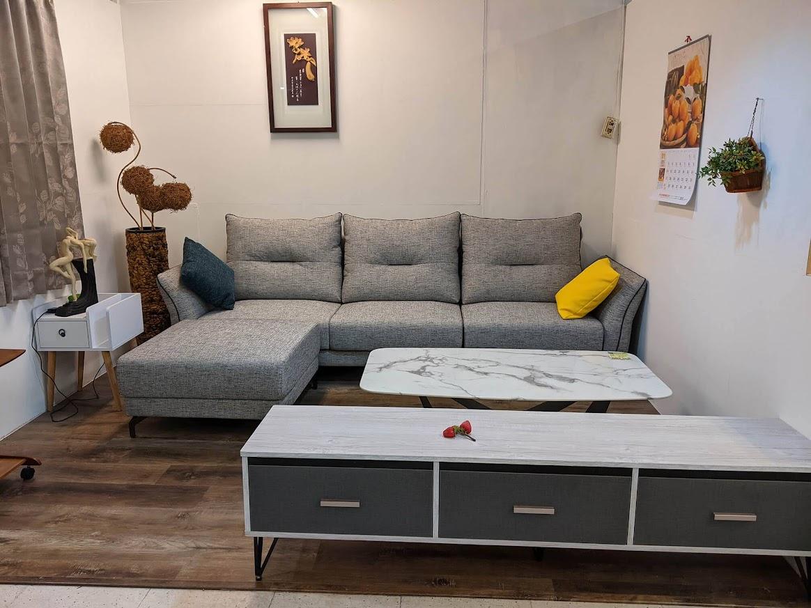 添興家具 中永和家具行推薦 質感沙發