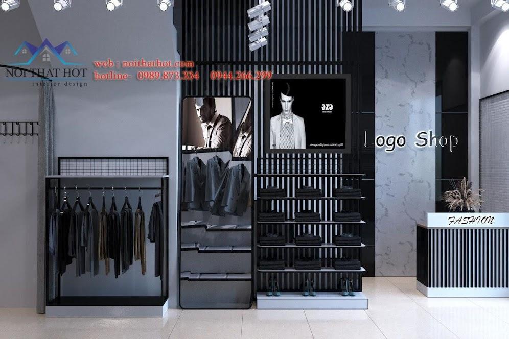 Quầy thu ngân cửa hàng