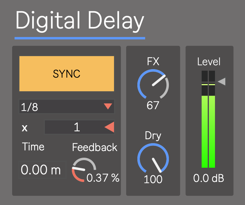DigitalDelay2.3