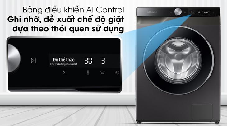 Bảng điều khiển AI Control