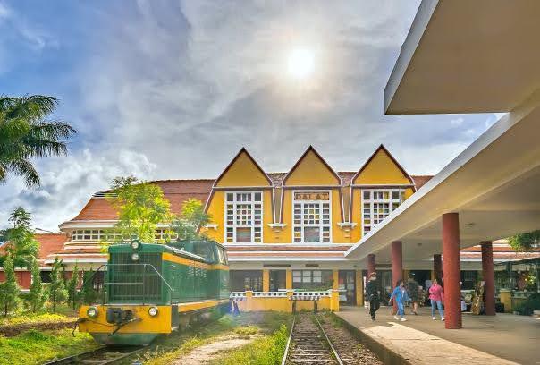 Dalat Train Station