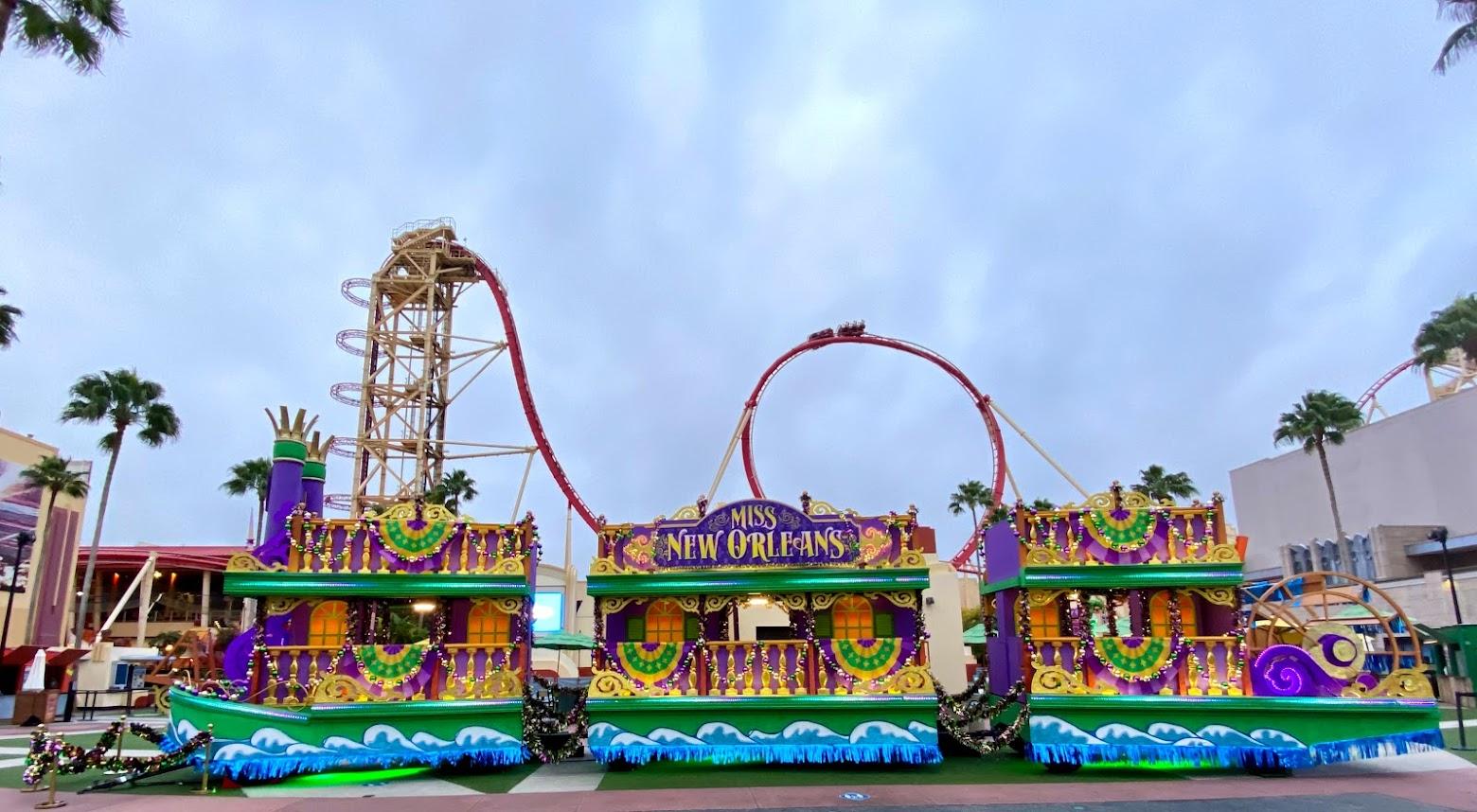 Rip Ride Rockit/Universal Studios - Photo by Keith Kastelic