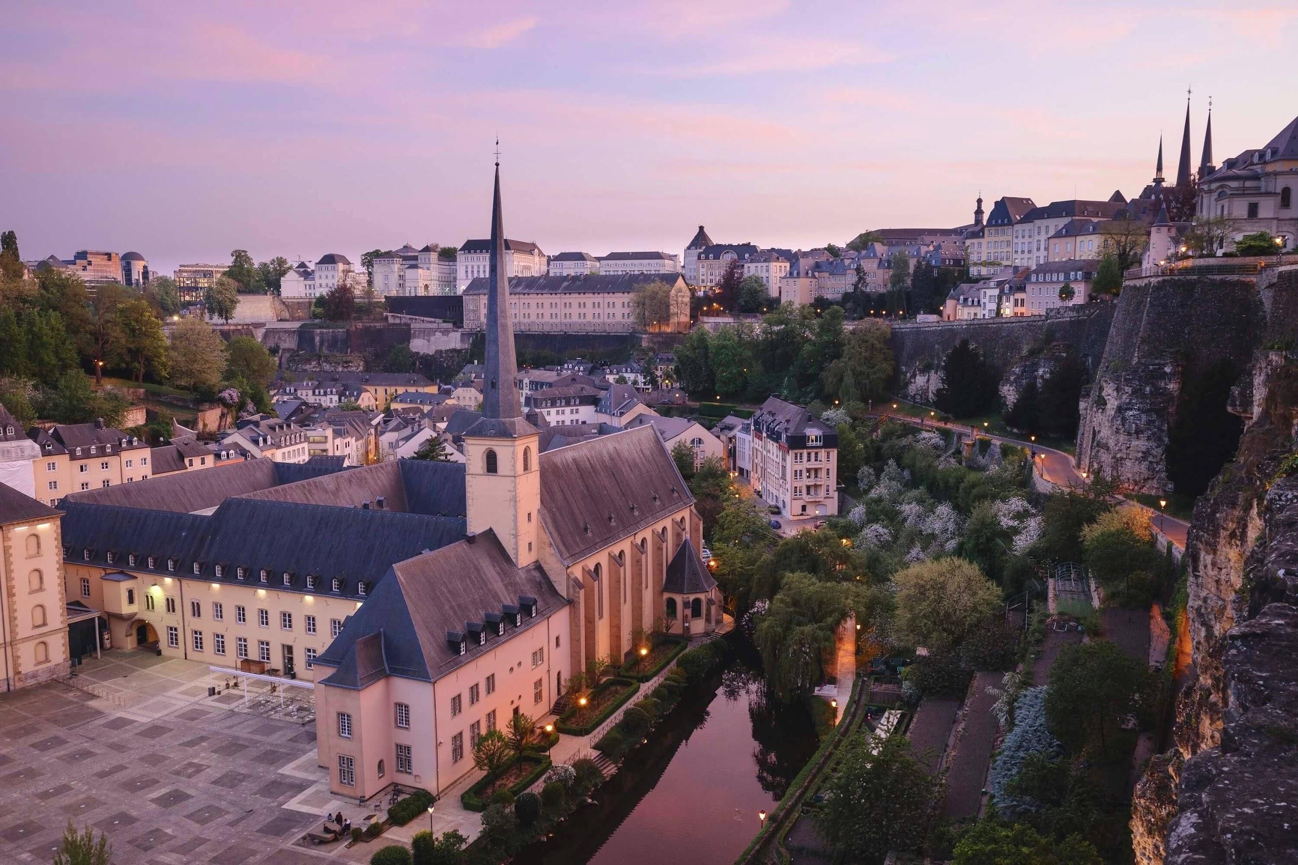 Luxemburg-bezienswaardigheden