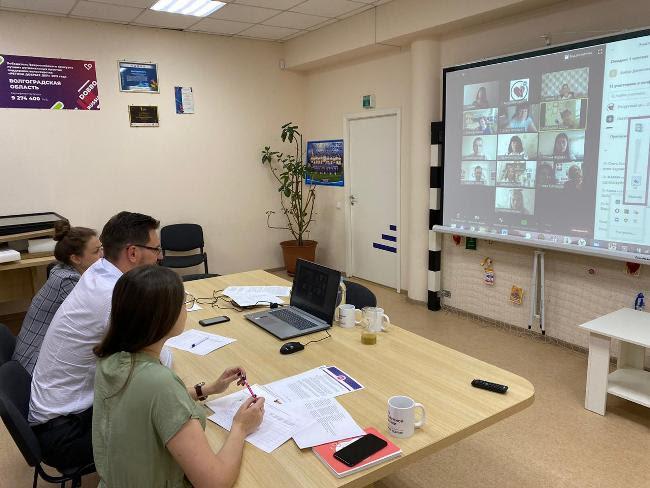 В Волгоградской области продолжается региональный этап всероссийского конкурса «Доброволец России»