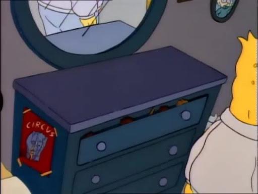 Los_Simpsons 2x17 Nuestros Años Felices