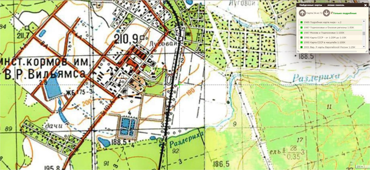Карта-Раздериха-1987 - http://retromap.ru/m/#0519872_z15_56.044047,37.494792