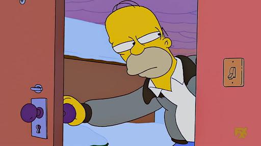 Los Simpsons 19x09 Eterna Penumbra de la Mente Simpson