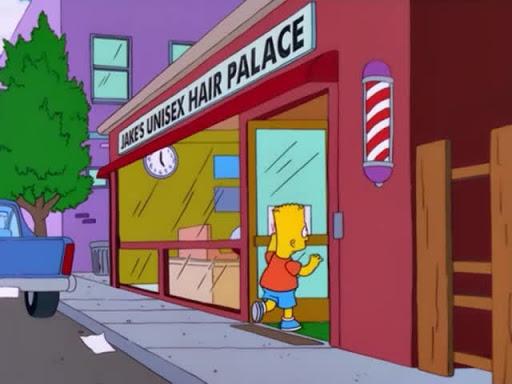 Los Simpsons 12x04 Lisa y su amor por los árboles