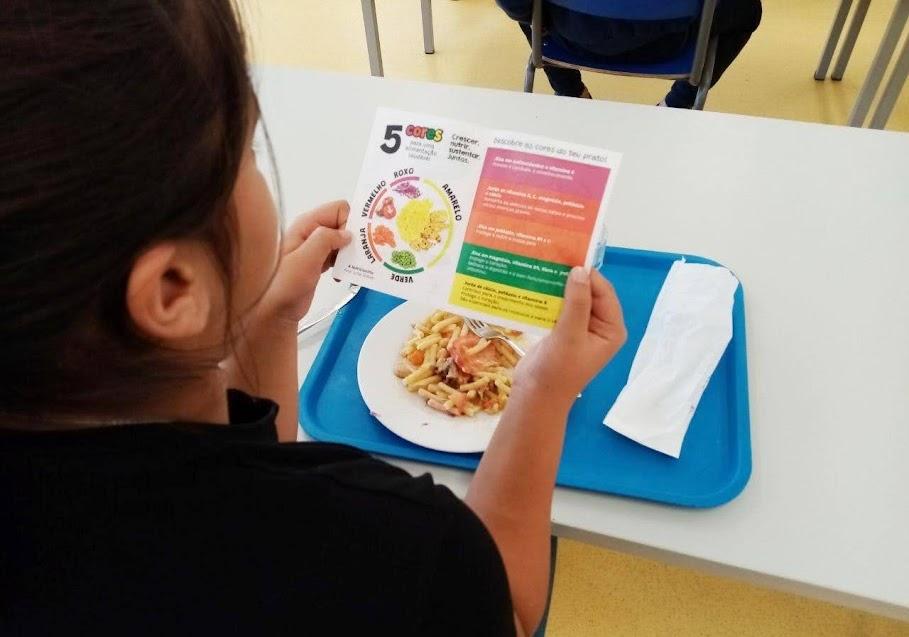 Lamego assinalou Dia Mundial da Alimentação com jogo didático