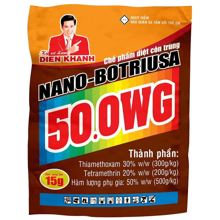 Nano BotriUSA 50.0...