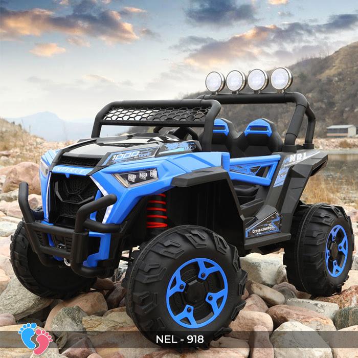 Ô tô điện địa hình NEL-918 3