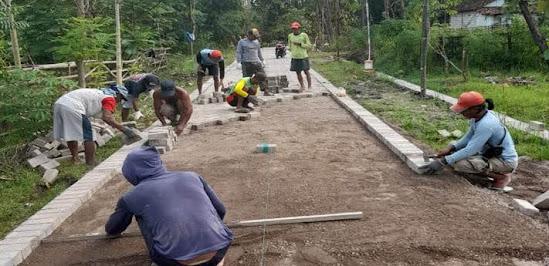 Pemdes Kersoharjo kecamatan Geneng Ngawi