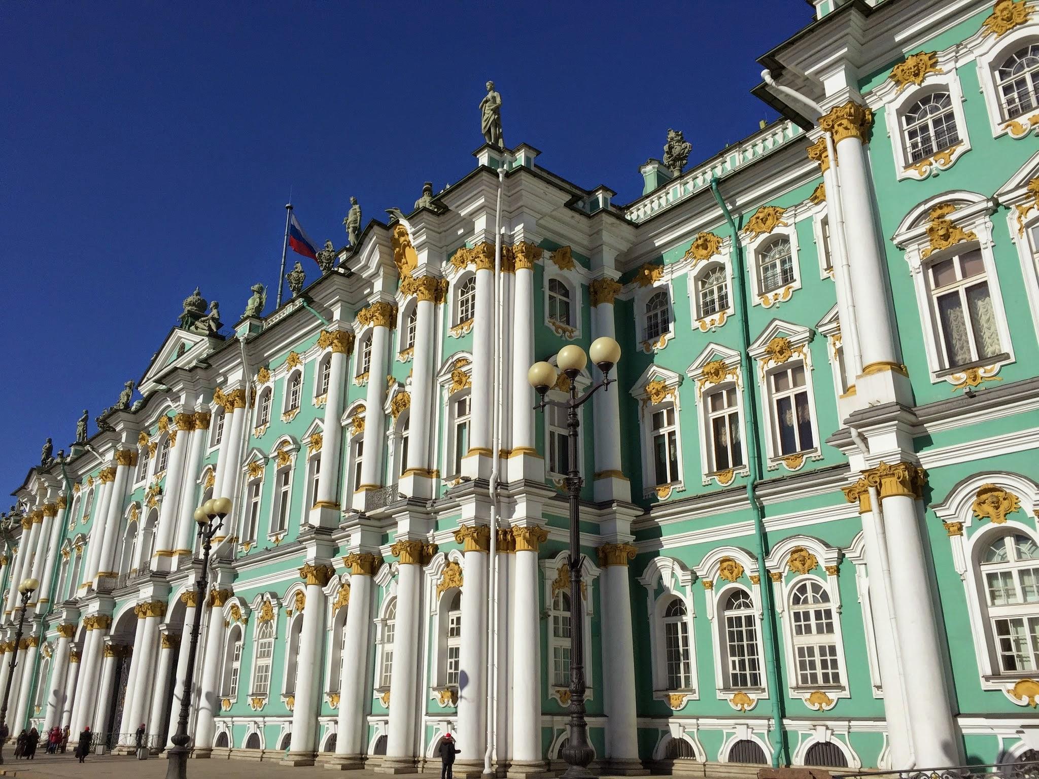 ロシアーサンクトペテルブルク