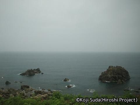 JR東日本 HB-E300系「リゾートしらかみ」青池編成 車窓_06