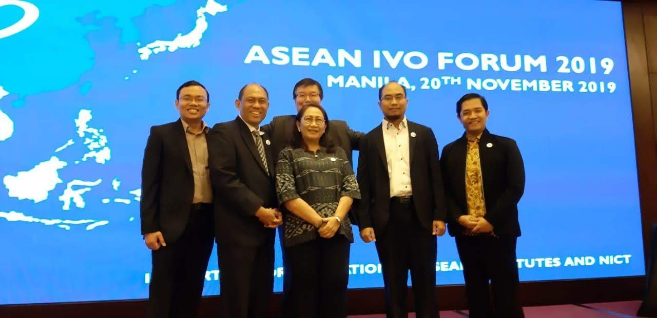 with delegations from Indonesia