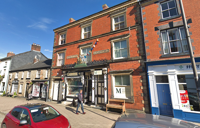 Plans for historic butcher's given green light