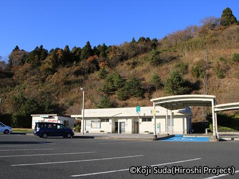 ミヤコーバス「仙台気仙沼線」 2973 矢本PA