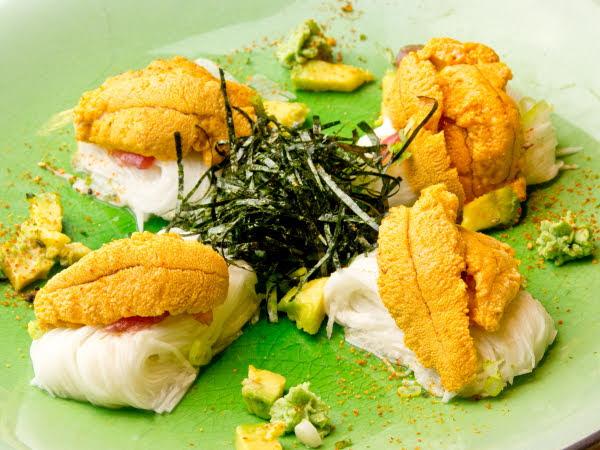 日本山藥海膽(季節性)