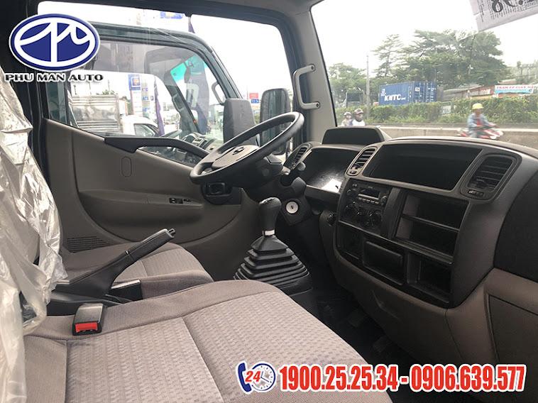 cabin xe tai ns200 thung kin