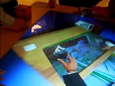 CHI 2008에서 본 멀티터치 테이블