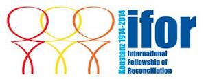 Logo: IFOR CENTENNIAL CELEBRATION 1914-2014