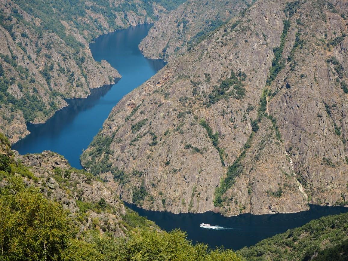 que ver y hacer en la Ribeira Sacra y en el cañón del Sil