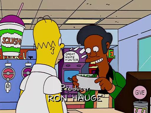Los Simpsons 15x19 Simple Simpson
