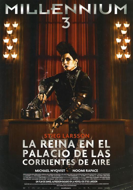 La reina en el palacio de las corrientes de aire ...