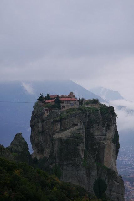 アギア トリアダ修道院