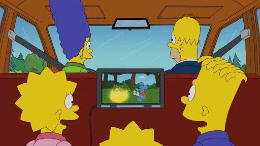 Los Simpsons 22x02 Lisa, la prestamista