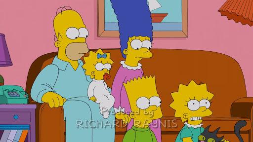 Los Simpsons 26x06 Simpsorama