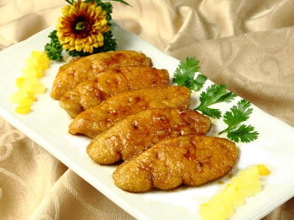 乾煎日本鮟鱇魚肝(季節性)