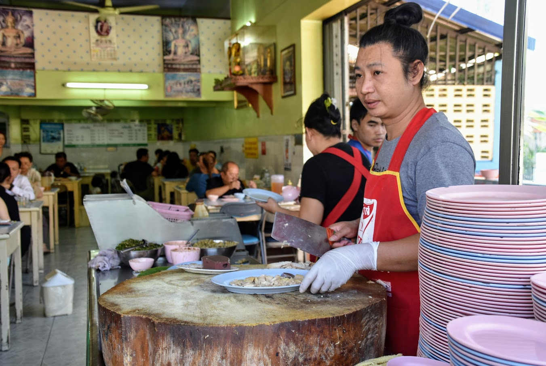 presupuesto viaje Tailandia