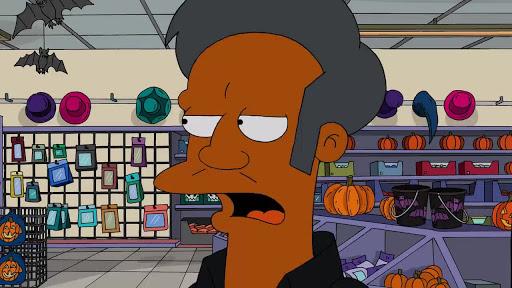 Los Simpsons 27x04 Halloween de terror