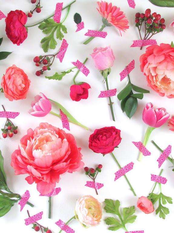 cách làm vách hoa