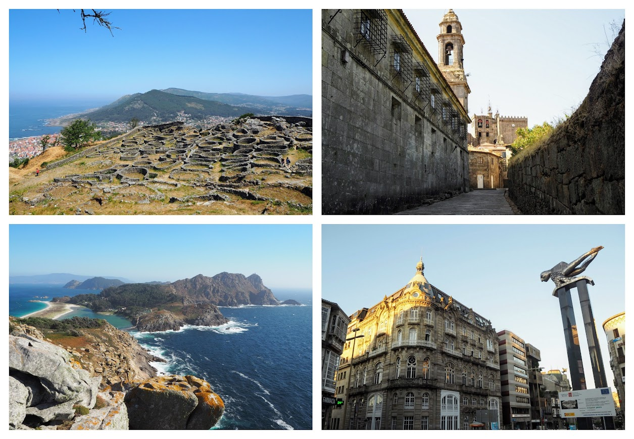 Galicia en coche