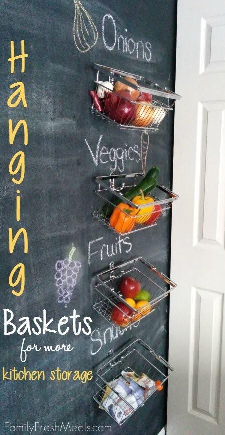 giá để rau quả