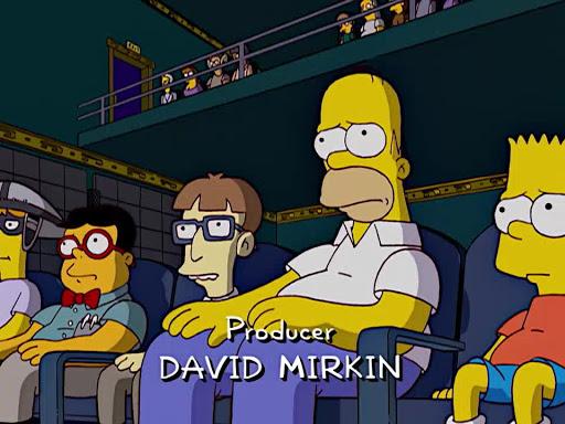 Los Simpsons 15x15 El día de la co-dependencia
