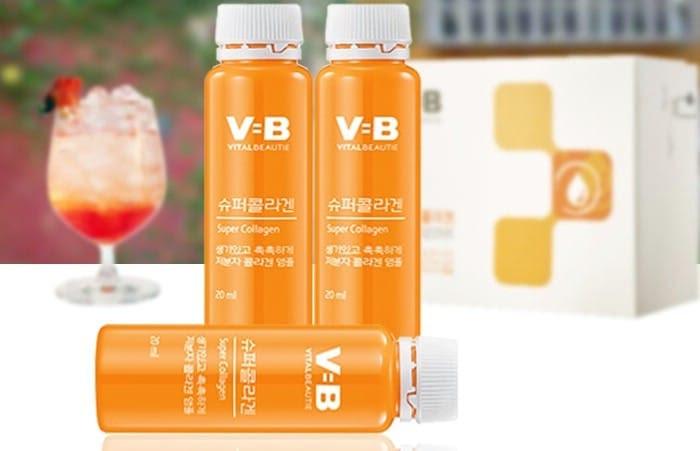 Collagen VB Hàn Quốc có tốt không