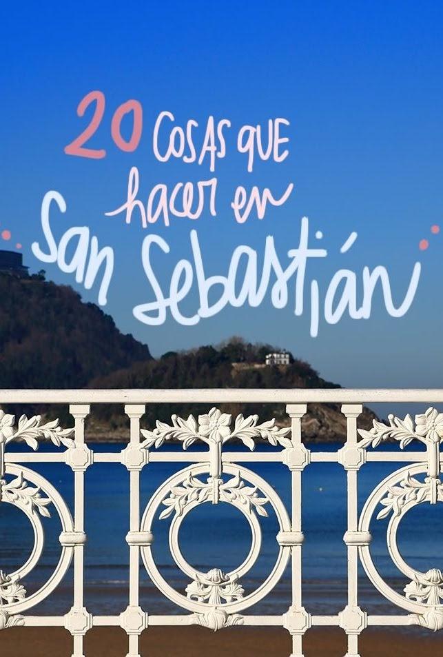 que ver y hacer en San Sebastian